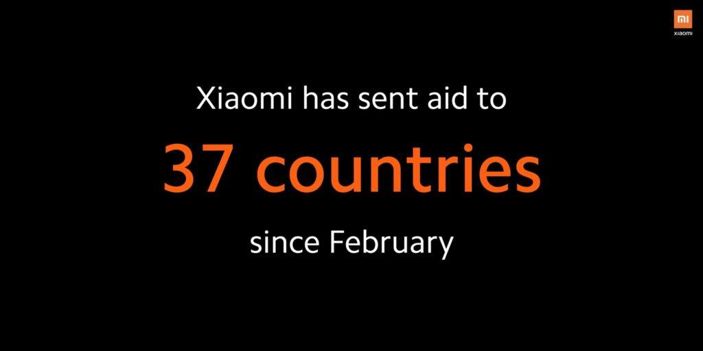 Xiaomiオンライン配信