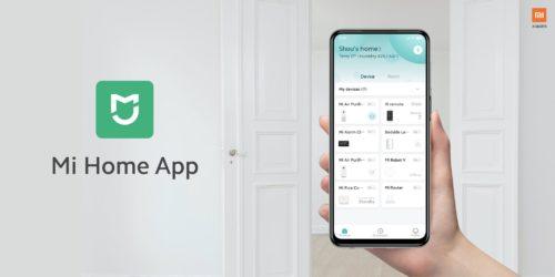 Xiaomi アプリ