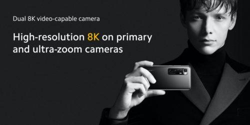 カメラを構える人